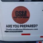 Grand Solar Minimum Live GSM News 9-27-19